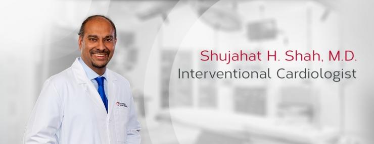 Shujahat H  Shah, M D  | Oklahoma Heart Hospital
