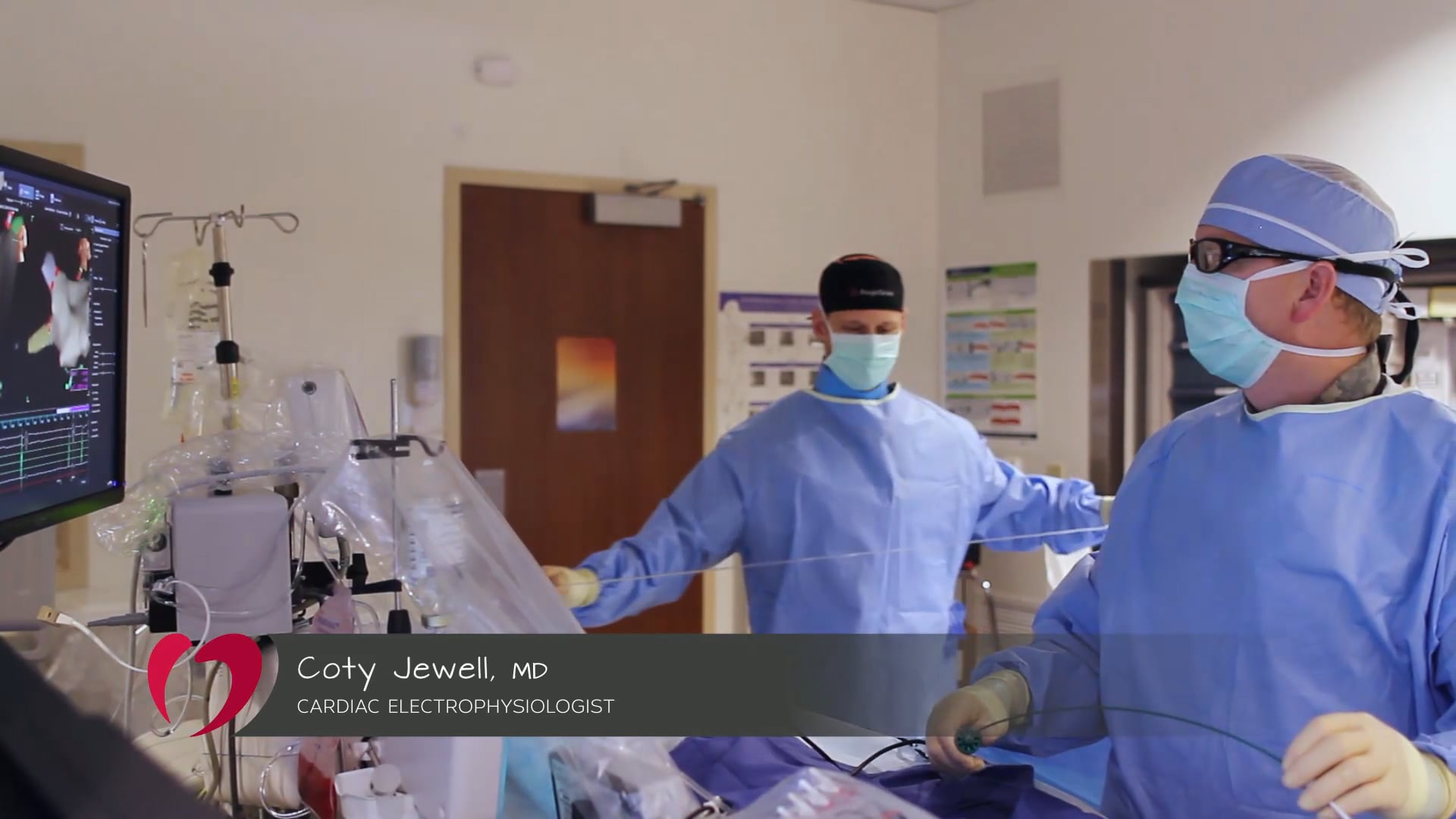 Coty W  Jewell, M D  | Oklahoma Heart Hospital